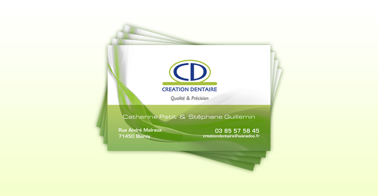 Creation De Carte Visite Personnalisees