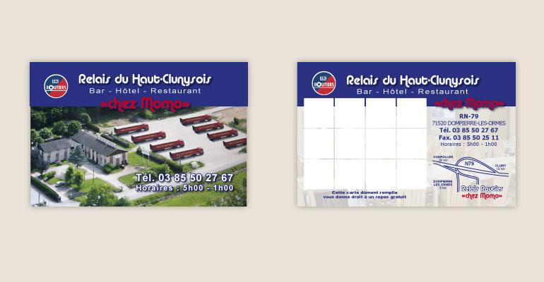 Img 80 E Relais Du Haut Clunysois Carte